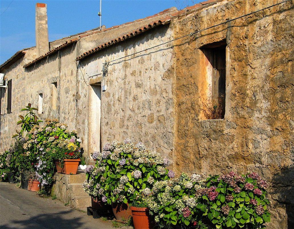 authentische Dörfer Sardinien