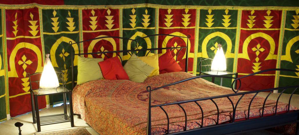 Luxus Camping Sardinien