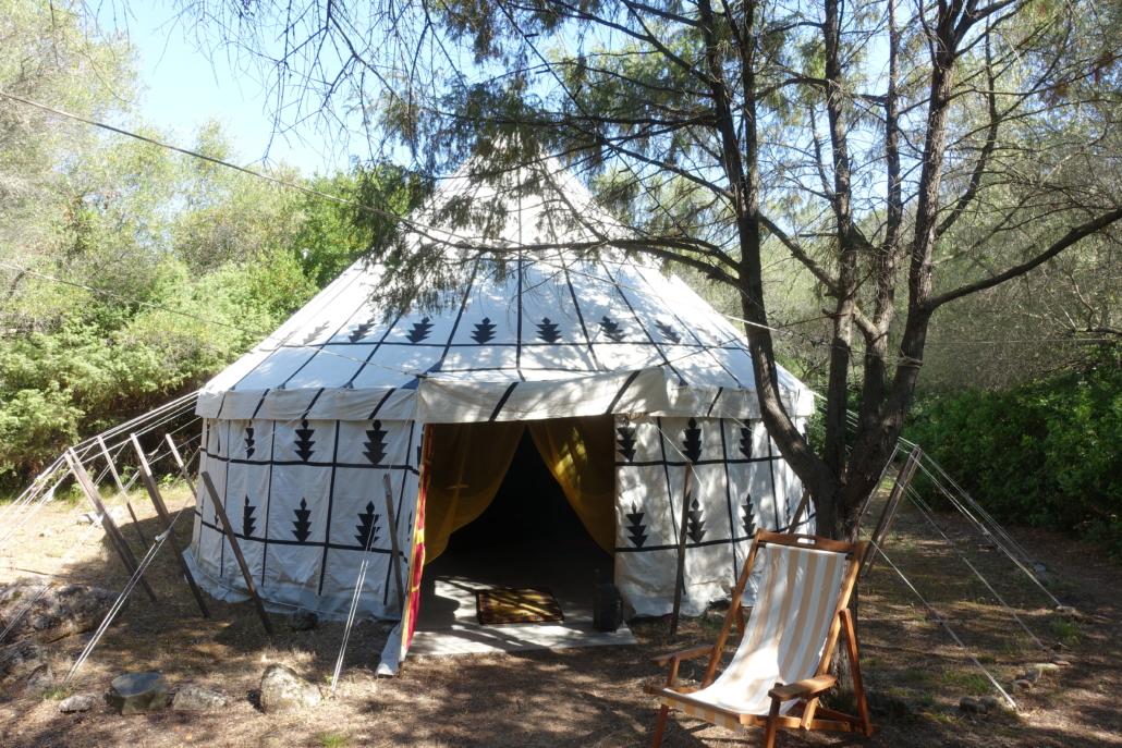 Luxus-Camping Sardinien