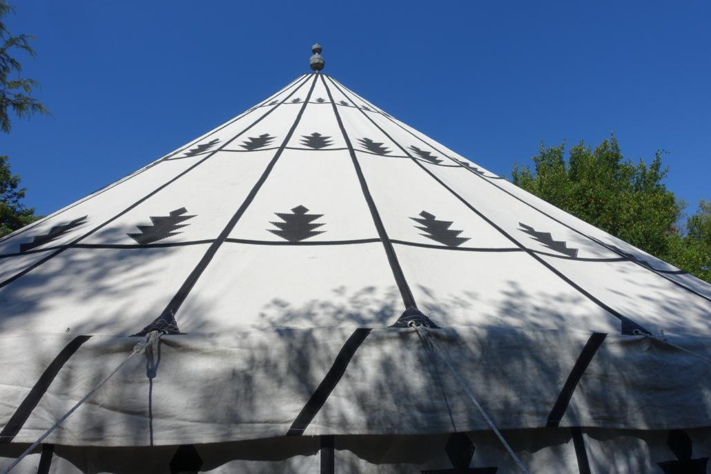 Sommer in Sardinien veronicas zelt